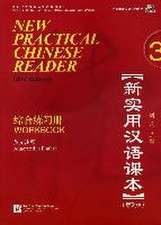 New Practial Chinese Reader 3, Workbook (2. Edition)