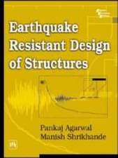 Agarwal, P:  Earthquake Resistant Design of Structures