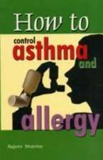 How to Control Asthma & Allergy