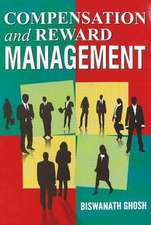 Compensation & Reward Management
