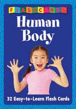 Human Body - Flash Cards