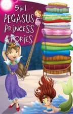 5 in 1 Pegasus Princess Stories