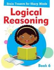 Logical Reasoning Book 6