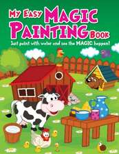 My Easy Magic Painting Book