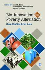 Bio-innovation and Poverty Alleviation: Case Studies from Asia