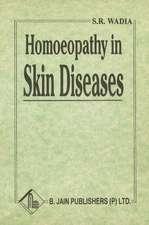 Homoeopathy in Skin Diseases