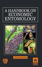 A Handbook on Economic Entomology