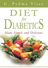 Diet for Diabetics