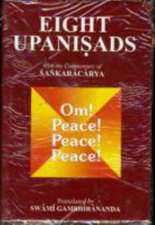 Eight Upanishads