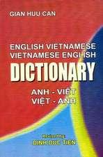 English-Vietnamese and Vietnamese-English Dictionary