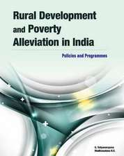 Rural Development & Poverty Alleviation in India