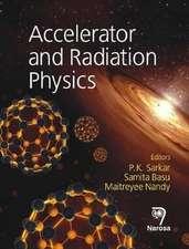 Accelerator and Radiation Physics