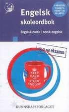 English-Norwegian & Norwegian-English School Dictionary
