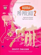 HURRA!!! Po Polsku 2 Zeszyt cwiczen