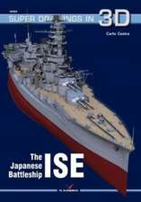 The Japanese Battleship Ise