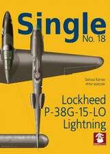 Single 18: Lockheed P-38G 15-lo Lightning