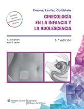 Ginecología en la infancia y en la adolescencia