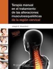 Terapia manual en el tratamiento de las alteraciones musculoesqueléticas de la región cervical