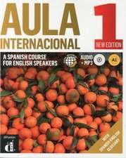 Espinosa, A: Aula Internacional - Nueva edicion