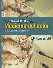 Fundamentos de medicina del dolor: Diagnóstico y tratamiento