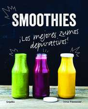 Smoothies. Los mejores zumos depurativos / Smoothies: The Best Juices For Detoxing