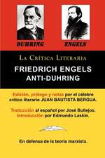 Anti-Duhring de Friedrich Engels