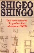 Una revolucion en la produccion: el sistema SMED, 3a Edicion