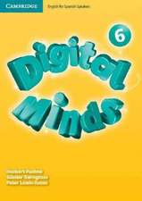 Quick Minds Level 6 Digital Minds DVD-ROM Spanish Edition