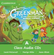 Greenman and the Magic Forest A Class Audio CDs (2)