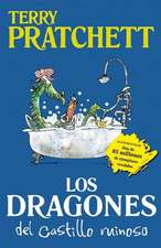 Dragones del castillo ruinoso / Dragons at Crumbling Castle: And Other Tales