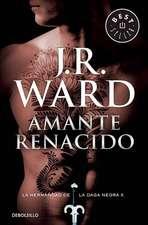 Amante renacido  #10 / Lover Reborn #10: La Hermandad de la Daga Negra
