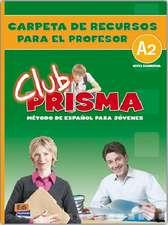 Club Prisma A2 - Carpeta de recursos