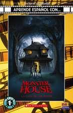 Monster house: la casa de los sustos Book + CD
