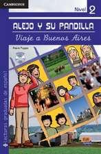 Alejo y su pandilla Nivel 2 Viaje a Buenos Aires + CD