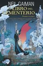 El Libro del Cementerio. Vol 1 (Novela Grafica)