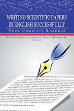 Writing Scientific Papers in English Successfully