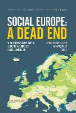 Social Europe:  What the Eurozone Crisis Is Doing to Europe's Social Dimension