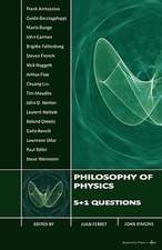 Philosophy of Physics:  5+1 Questions