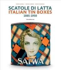 Italian Tin Boxes