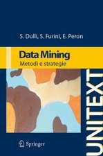 Data mining: Metodi e strategie