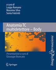 Anatomia TC multidetettore - Body