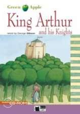 King Arthur+cdrom:  Elements de Grammaire Et Exercises D'Applicaton
