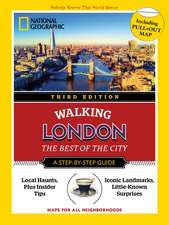 National Geographic Walking Guide: London, Third Edition