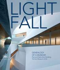 Lightfall:  Paul and Herta Amir Building, Tel Aviv Museum of Art