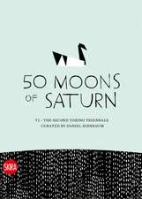 50 Moons of Saturn: The Second Torino Triennale