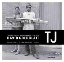 Golblatt, D:  TJ: Double Negative (a novel)
