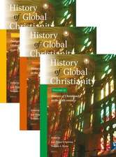 History of Global Christianity