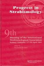 International Strabismological Association ISA 2002