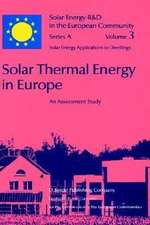 Solar Thermal Energy in Europe An Assessment Study
