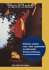 Kleine atlas van het speciaalonderwijs: Beleidsontwikkelingen en praktijkvoorbeelden